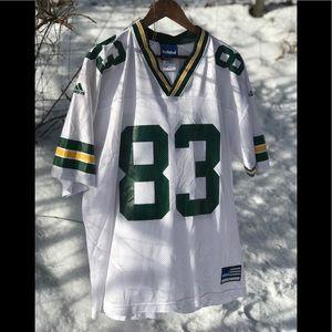 Adidas Terry Glenn Green Bay Packers Jersey